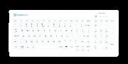 Compact Medisch Toetsenbord van Purekeys